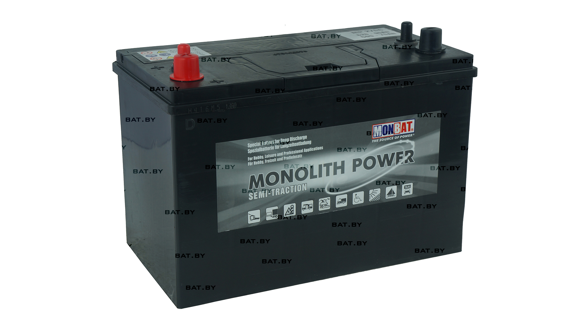 monolith light traction 12v 75 60 ah 1